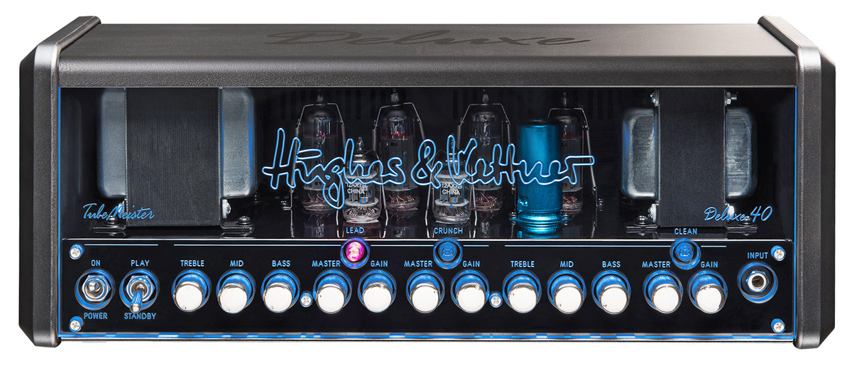 tubemeister deluxe 40 hughes kettner. Black Bedroom Furniture Sets. Home Design Ideas