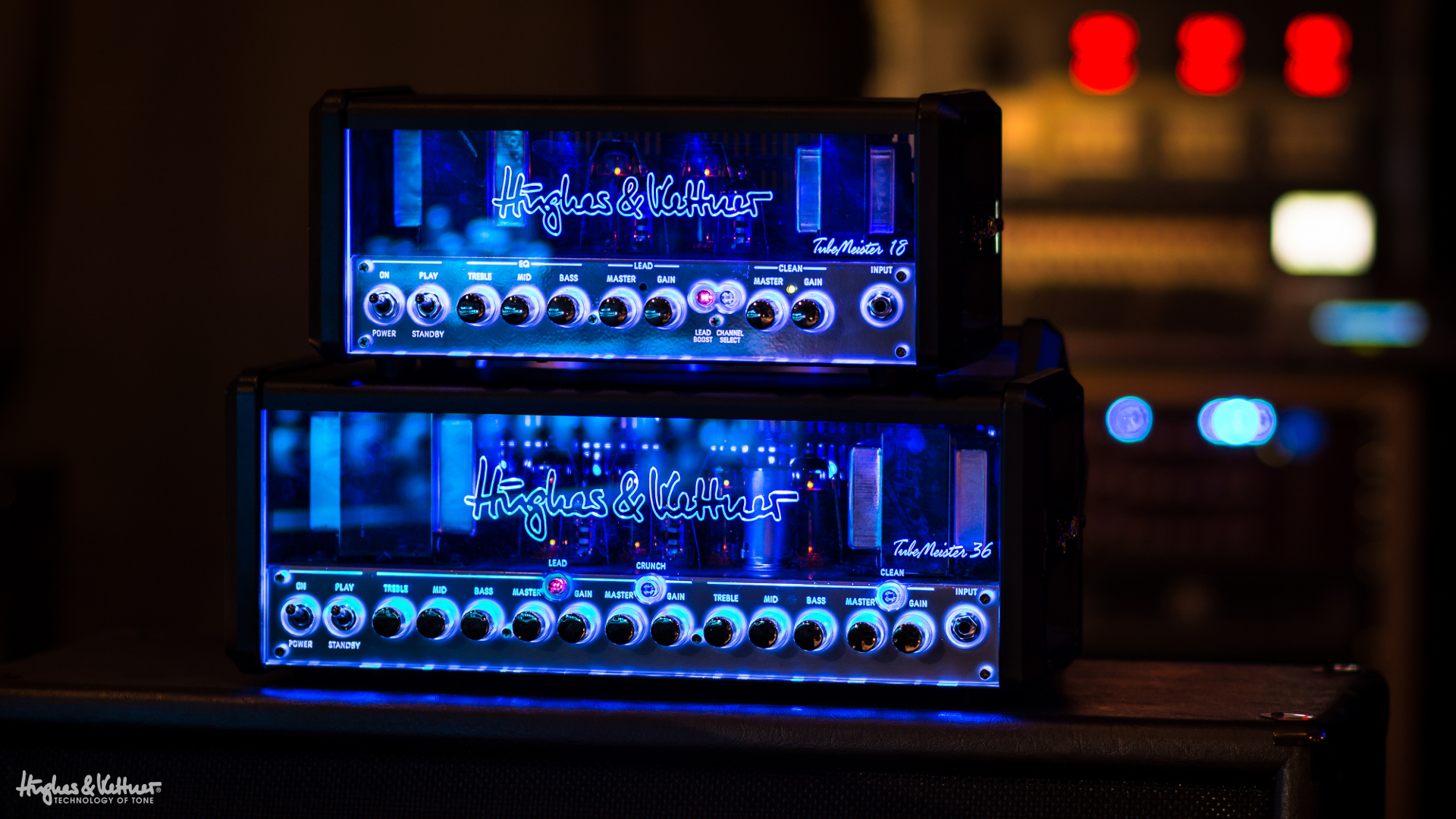 tubemeister 18 and 36 heads now even more affordable hughes kettner. Black Bedroom Furniture Sets. Home Design Ideas