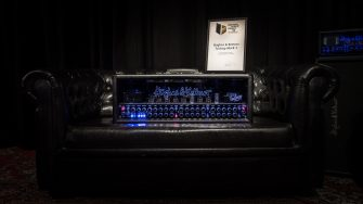 triamp mark 3 with award
